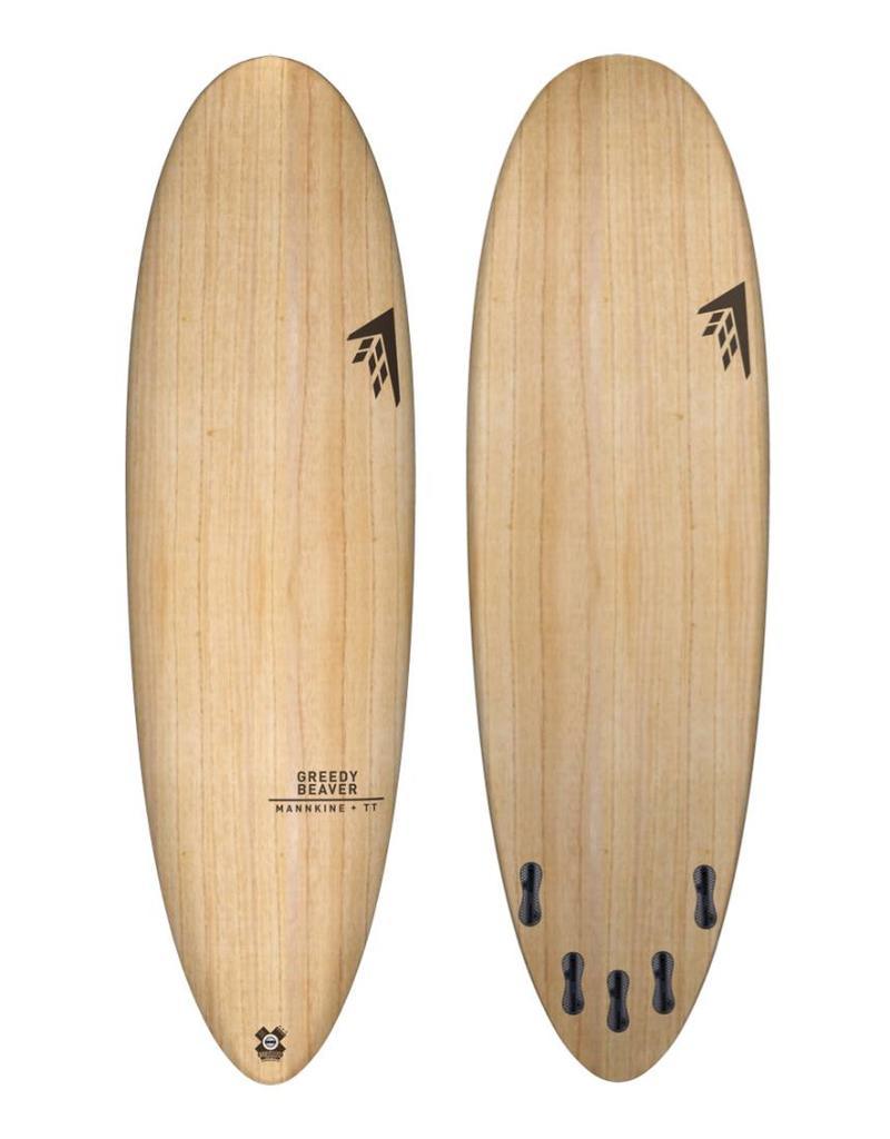 Firewire Surfboards Demo_Greedy Beaver TT 6'0 Round (FCS2)