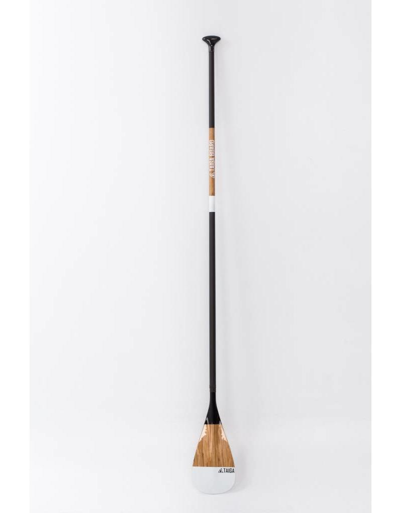 Taiga Paddle Full Carbon WOOD - fixed 1 piece