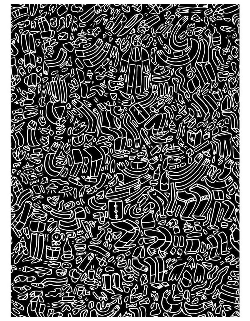 LEUS GusGus - SURF TOWEL