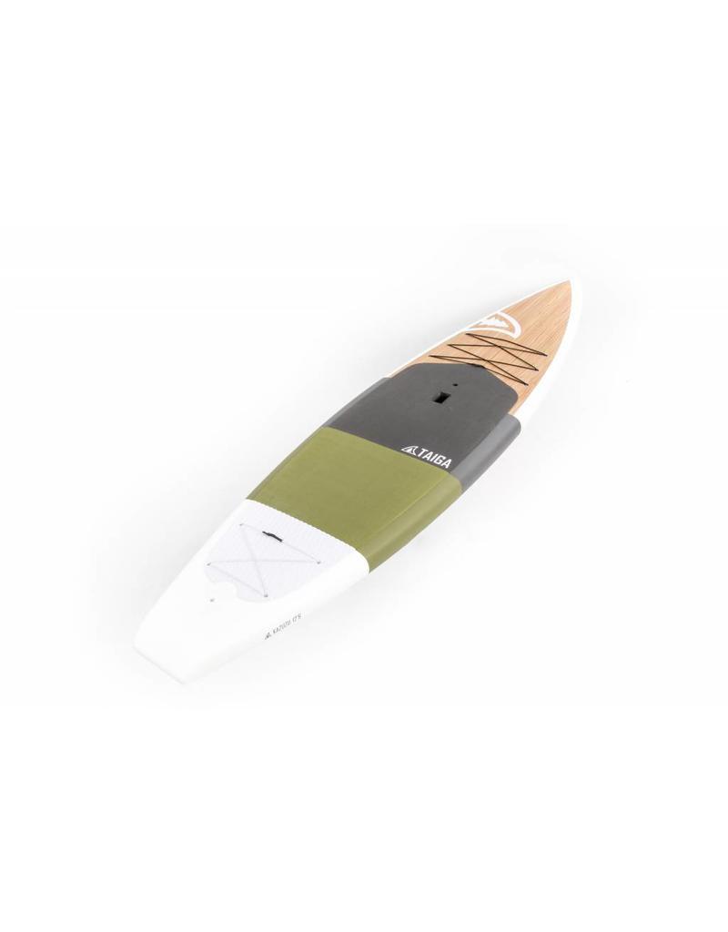 Taiga Hard SUP Kazuzu 12'6 - (Green) - PRESALE JUNE
