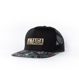 Taiga Hat Black/Tropical