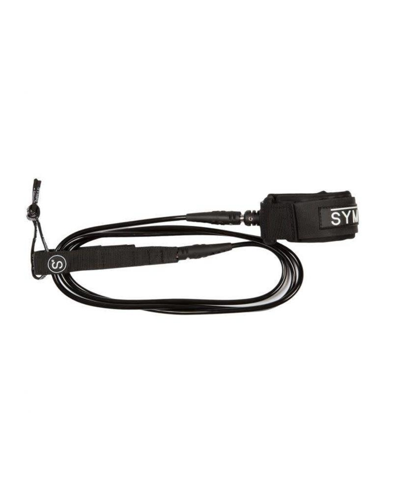 SYMPL Black Leash 5ft - 9ft Comp/Pro