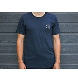 The Heron T-shirt Unisex Navy