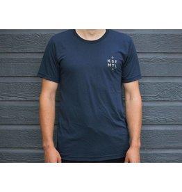 KSF The Heron T-shirt Unisex Navy