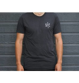 L'esturgeon T-Shirt Unisexe Charcoal