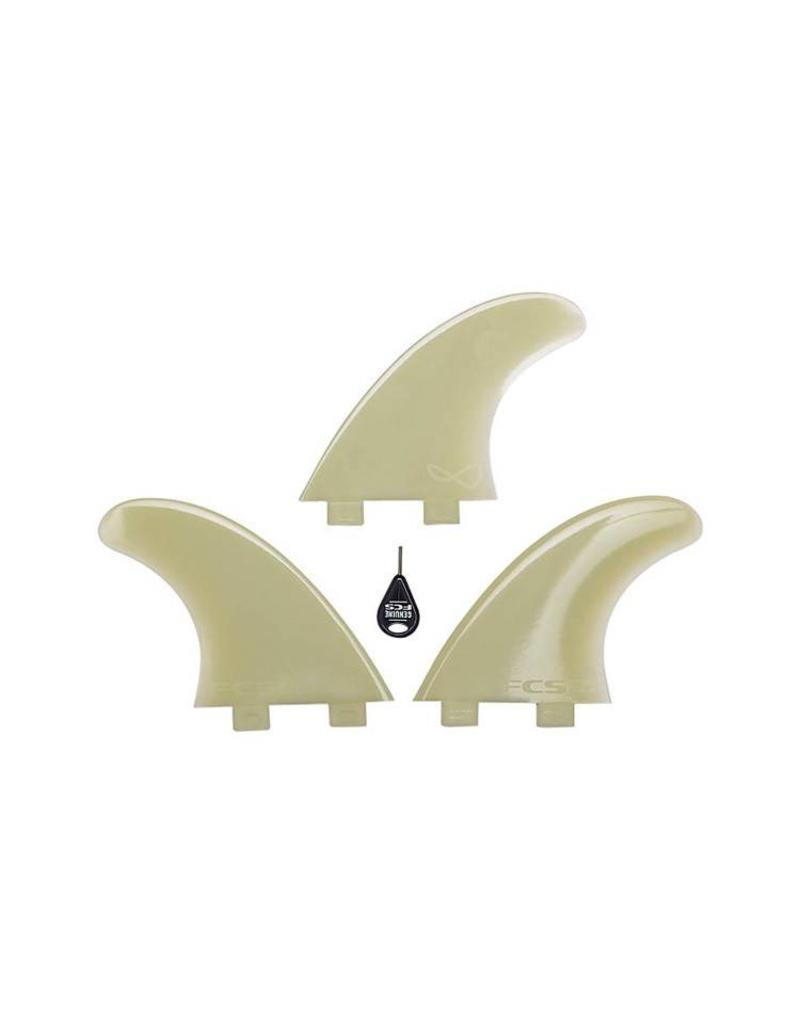 FCS Glass Flex Tri Fin Set