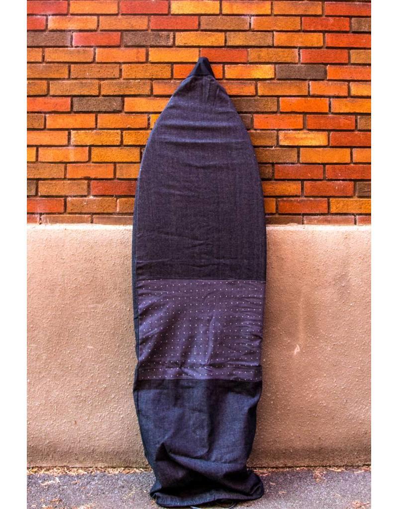Douce Bags Cover 6'0 x 21 (pointu) - À Pois