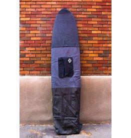 Cover 9'0 x 24 (longboard) - À Pois + Noir
