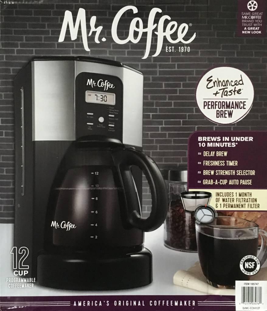 Mrcoffee Coffee Maker Usa Discount Store