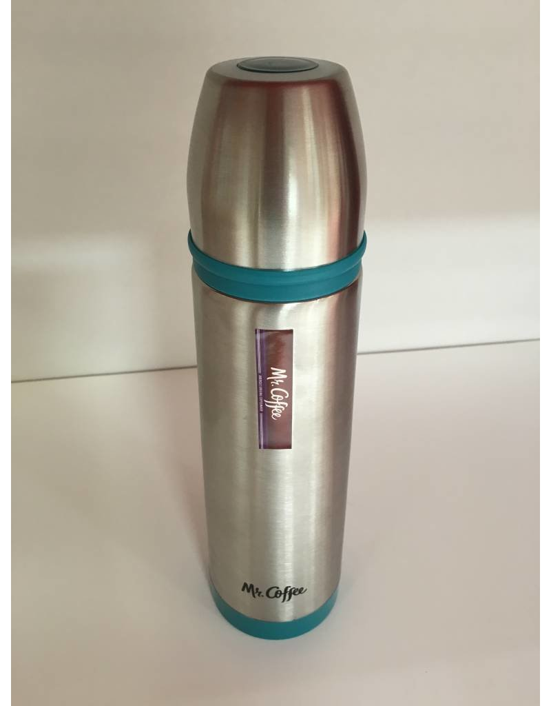 Mr. Coffee Mr. Coffee SS Tumbler with Accent Color