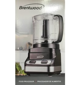 Brentwood Brentwood Food Processor