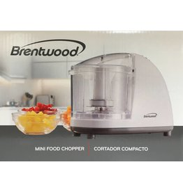 Brentwood Brentwood Mini Food Processor
