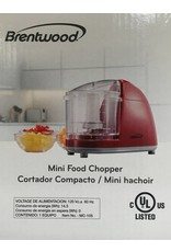 Brentwood Brentwood Mini Food Processor