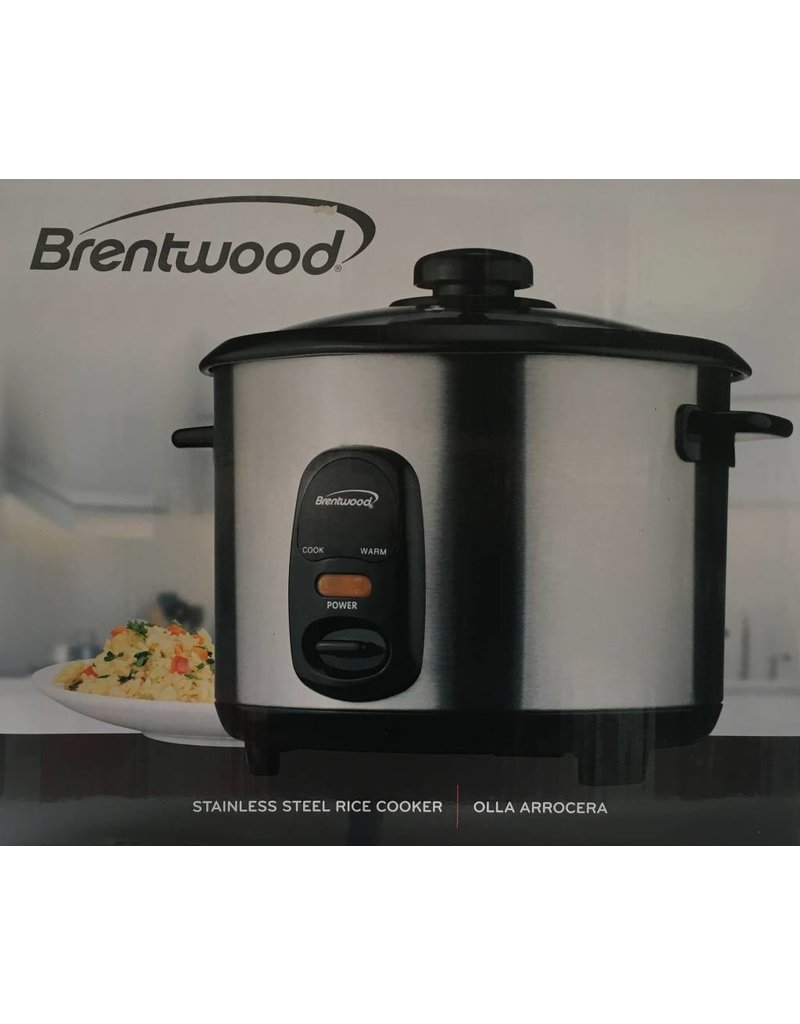 Brentwood Brentwood Rice Cooker - 10 Cup Capacity