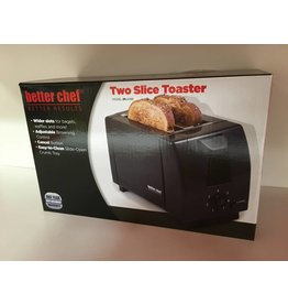 Better Chef Better Chef Two-Slice Toaster