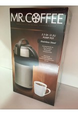 Mr. Coffee Mr. Coffee Pump Pot - 2.3 QT