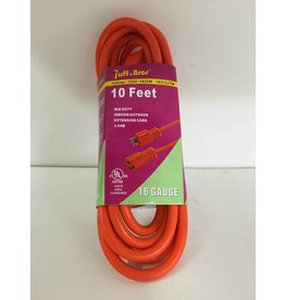 Tuff Bros Extension Cord - 10 Feet
