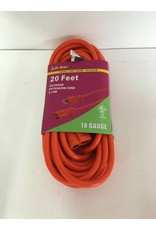 Tuff Bros Extension Cord - 20 Feet