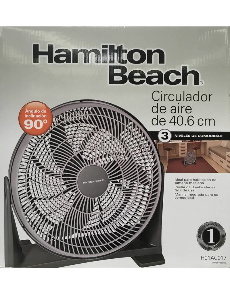 "Hamilton Beach Hamilton Beach 16"" Fan"