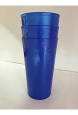 Imperial Plastics Imperial 22oz Plastic Cups - 3 Pack