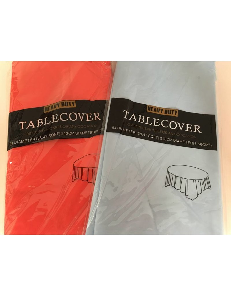 Table Cover - Round Heavy Duty