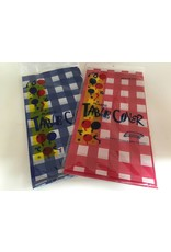 Checkered Table Cloth - Rectangle Plastic
