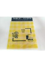 Checkered Table Cover Reusable - Rectangle