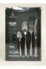 Cookinex Kung Fu 20pc Stainless Steel Utensil Set