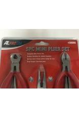 ATE 5pc Mini Plier Set
