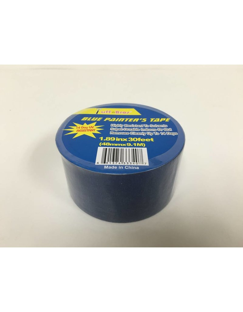 Tuff Bros Blue Painter's Tape