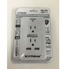 XTREME 2 Outlet Surge with USB