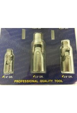 ATE 9pc Universal Joint & Adapter Set
