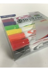 Bazic 12 Dry Erase Markers