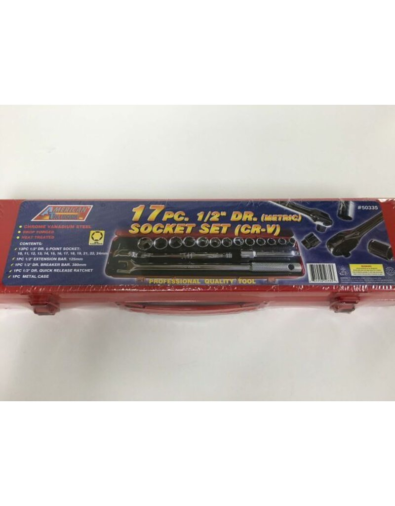 ATE 17pc Socket Set