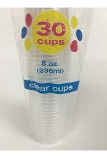 Axxion 30 Clear Cups 8oz