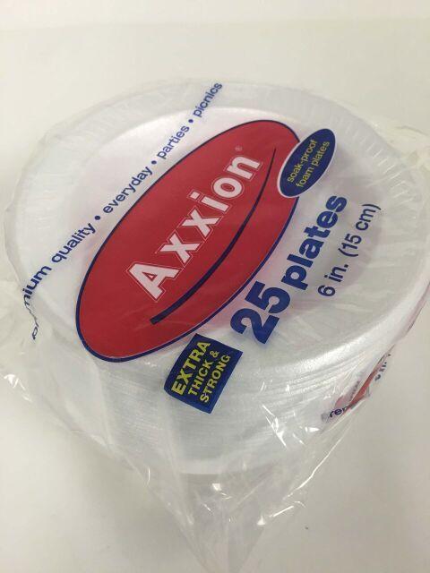 Axxion Axxion 25 Small Foam Plates