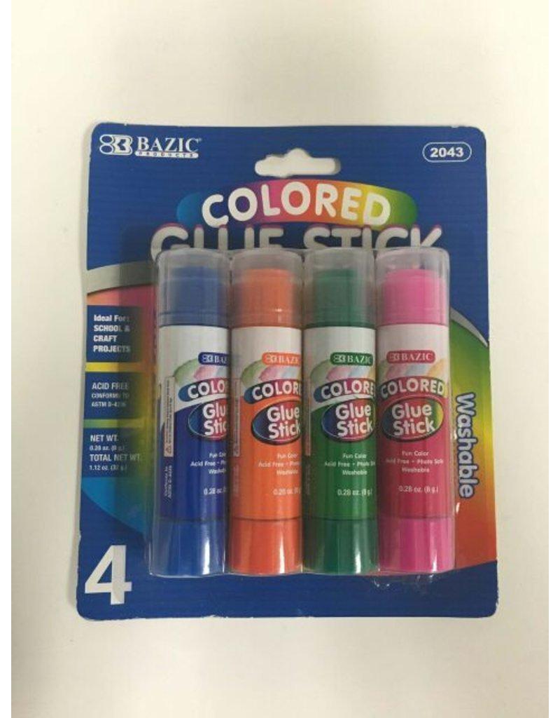 Bazic Colored Gluesticks