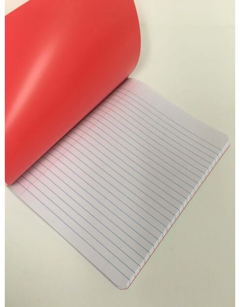 Bazic Composition Notebook Plastic Cover
