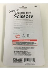 Bazic Junior Scissors Colored