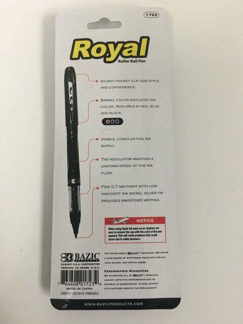 Bazic Roller Pens