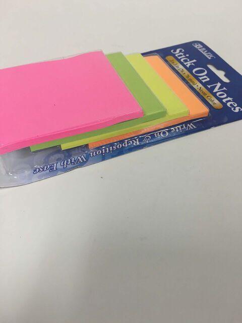 Bazic Sticky Notes Color