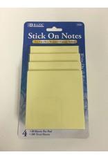 Bazic Sticky Notes