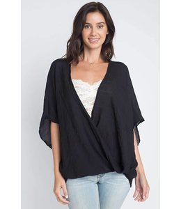Dreamers Surplice Blouse
