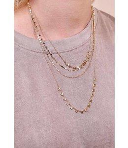 Caroline Hill Romi Layered Necklace 54L-N13535