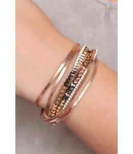 Caroline Hill Multi Strand Bracelet
