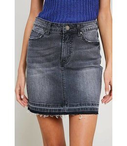 Wishlist 5 Pocket Denim Skirt wl17-0279