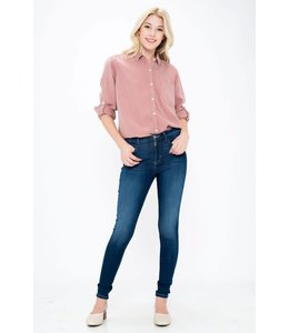 Sneak Peek Denim Basic High Rise Skinny Jeans SP-P1006