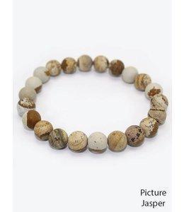 Suzie Q Stone Beaded Bracelet
