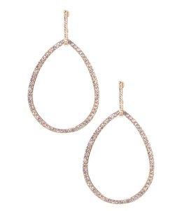 Suzie Q Tear drop Earrings 104ER4767