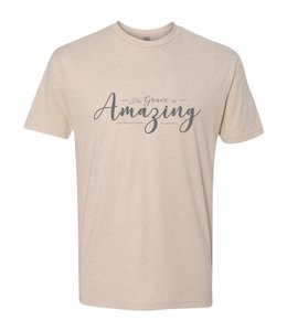 PODOS Amazing Grace Spring Tee